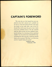 Page 6, 1962 Edition, Cogswell (DD 651) - Naval Cruise Book online yearbook collection