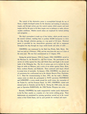 Page 9, 1962 Edition, Cogswell (DD 651) - Naval Cruise Book online yearbook collection