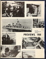 Page 3, 1968 Edition, Cogswell (DD 651) - Naval Cruise Book online yearbook collection