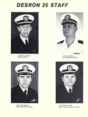 Page 17, 1973 Edition, Cochrane (DDG 21) - Naval Cruise Book online yearbook collection
