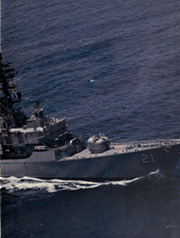 Page 3, 1973 Edition, Cochrane (DDG 21) - Naval Cruise Book online yearbook collection