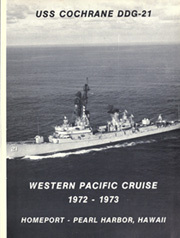 Page 5, 1973 Edition, Cochrane (DDG 21) - Naval Cruise Book online yearbook collection