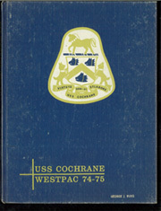 1975 Edition, Cochrane (DDG 21) - Naval Cruise Book