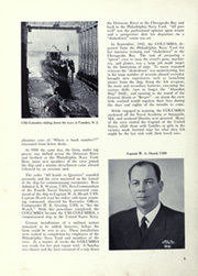 Page 10, 1945 Edition, USS Columbia - Naval Cruise Book online yearbook collection