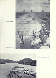 Page 11, 1945 Edition, USS Columbia - Naval Cruise Book online yearbook collection