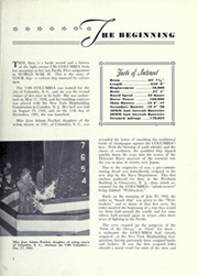 Page 9, 1945 Edition, USS Columbia - Naval Cruise Book online yearbook collection