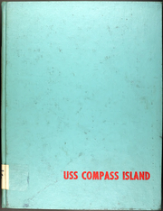 Page 1, 1970 Edition, Compass Island (AG 153) - Naval Cruise Book online yearbook collection