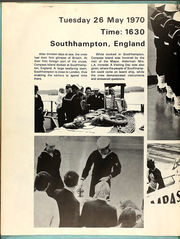 Page 10, 1970 Edition, Compass Island (AG 153) - Naval Cruise Book online yearbook collection