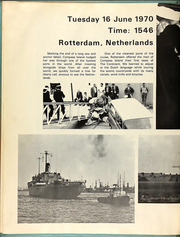 Page 14, 1970 Edition, Compass Island (AG 153) - Naval Cruise Book online yearbook collection