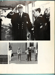 Page 15, 1970 Edition, Compass Island (AG 153) - Naval Cruise Book online yearbook collection