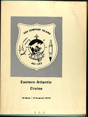 Page 5, 1970 Edition, Compass Island (AG 153) - Naval Cruise Book online yearbook collection