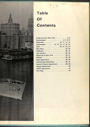 Page 7, 1970 Edition, Compass Island (AG 153) - Naval Cruise Book online yearbook collection