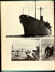 Page 8, 1970 Edition, Compass Island (AG 153) - Naval Cruise Book online yearbook collection