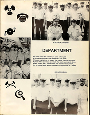 Page 13, 1978 Edition, Compass Island (AG 153) - Naval Cruise Book online yearbook collection