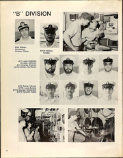 Page 16, 1978 Edition, Compass Island (AG 153) - Naval Cruise Book online yearbook collection