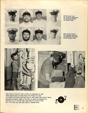 Page 17, 1978 Edition, Compass Island (AG 153) - Naval Cruise Book online yearbook collection