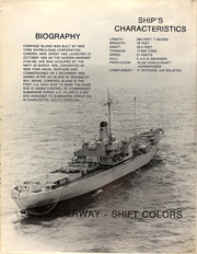 Page 6, 1978 Edition, Compass Island (AG 153) - Naval Cruise Book online yearbook collection