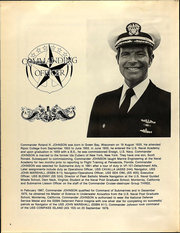 Page 8, 1978 Edition, Compass Island (AG 153) - Naval Cruise Book online yearbook collection