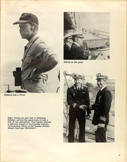 Page 9, 1978 Edition, Compass Island (AG 153) - Naval Cruise Book online yearbook collection