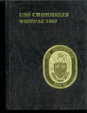 1987 Edition, Crommelin (FFG 37) - Naval Cruise Book