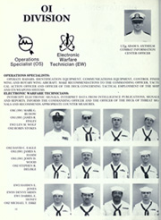 Page 16, 1991 Edition, Curts (FFG 38) - Naval Cruise Book online yearbook collection