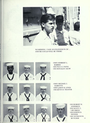 Page 17, 1991 Edition, Curts (FFG 38) - Naval Cruise Book online yearbook collection