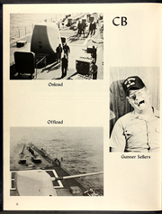 Page 14, 1983 Edition, Cushing (DD 985) - Naval Cruise Book online yearbook collection