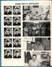 Page 16, 1987 Edition, Cushing (DD 985) - Naval Cruise Book online yearbook collection
