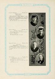 Page 38, 1924 Edition, Upper Iowa University - Peacock Yearbook (Fayette, IA) online yearbook collection