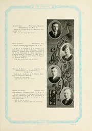 Page 47, 1924 Edition, Upper Iowa University - Peacock Yearbook (Fayette, IA) online yearbook collection
