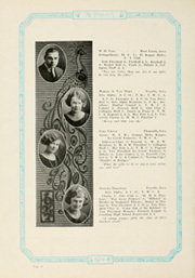 Page 50, 1924 Edition, Upper Iowa University - Peacock Yearbook (Fayette, IA) online yearbook collection