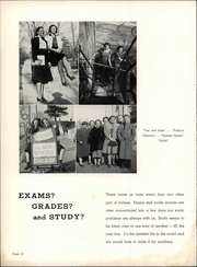 Page 16, 1940 Edition, Upper Iowa University - Peacock Yearbook (Fayette, IA) online yearbook collection