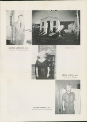Page 15, 1947 Edition, Upper Iowa University - Peacock Yearbook (Fayette, IA) online yearbook collection
