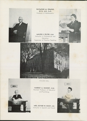 Page 16, 1947 Edition, Upper Iowa University - Peacock Yearbook (Fayette, IA) online yearbook collection