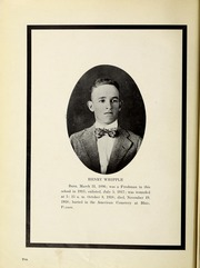 Page 16, 1919 Edition, Southwest Texas State Teachers College - Pedagog Yearbook (San Marcos, TX) online yearbook collection