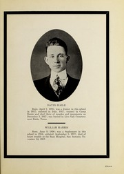Page 17, 1919 Edition, Southwest Texas State Teachers College - Pedagog Yearbook (San Marcos, TX) online yearbook collection