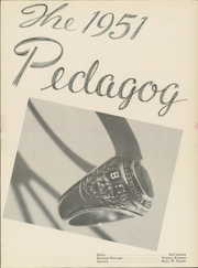 Page 5, 1951 Edition, Southwest Texas State Teachers College - Pedagog Yearbook (San Marcos, TX) online yearbook collection