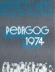 Page 1, 1974 Edition, Southwest Texas State Teachers College - Pedagog Yearbook (San Marcos, TX) online yearbook collection