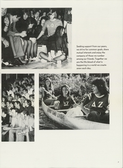 Page 11, 1974 Edition, Southwest Texas State Teachers College - Pedagog Yearbook (San Marcos, TX) online yearbook collection