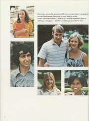 Page 12, 1974 Edition, Southwest Texas State Teachers College - Pedagog Yearbook (San Marcos, TX) online yearbook collection