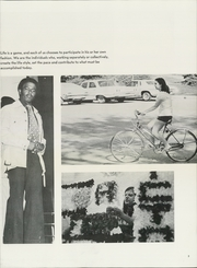 Page 7, 1974 Edition, Southwest Texas State Teachers College - Pedagog Yearbook (San Marcos, TX) online yearbook collection