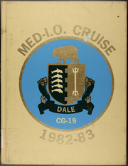 Page 1, 1983 Edition, Dale (CG 19) - Naval Cruise Book online yearbook collection