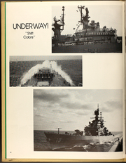 Page 12, 1983 Edition, Dale (CG 19) - Naval Cruise Book online yearbook collection
