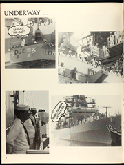 Page 12, 1986 Edition, Dale (CG 19) - Naval Cruise Book online yearbook collection