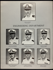 Page 16, 1986 Edition, Dale (CG 19) - Naval Cruise Book online yearbook collection