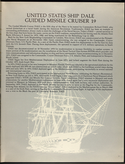 Page 7, 1986 Edition, Dale (CG 19) - Naval Cruise Book online yearbook collection