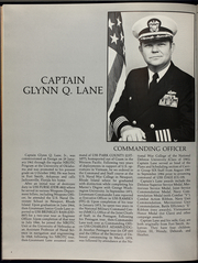 Page 8, 1986 Edition, Dale (CG 19) - Naval Cruise Book online yearbook collection