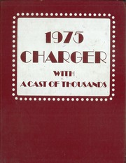 1975 Edition, Jeffersontown High School - Charger Yearbook (Jeffersontown, KY)
