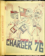 1976 Edition, Jeffersontown High School - Charger Yearbook (Jeffersontown, KY)