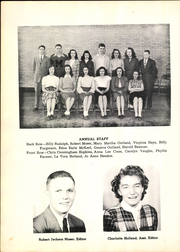 Page 10, 1947 Edition, Murray High School - Tiger Yearbook (Murray, KY) online yearbook collection
